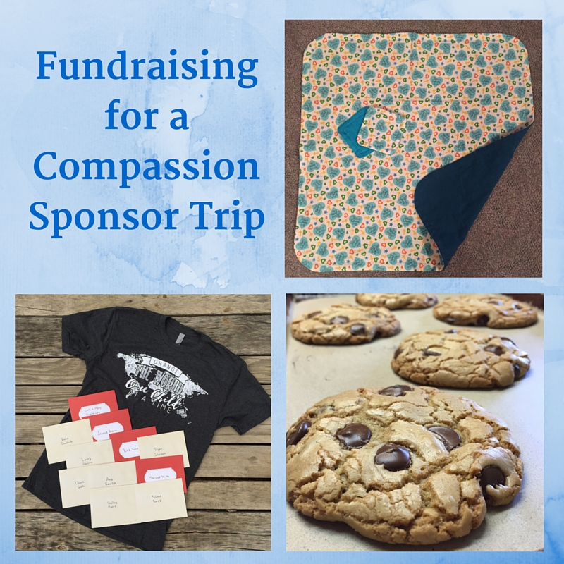 Fundraising for a Compassion Sponsor Trip