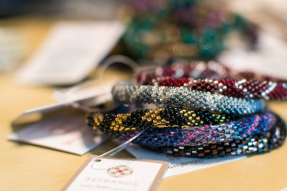 3Strands bracelets from Mercy House Global