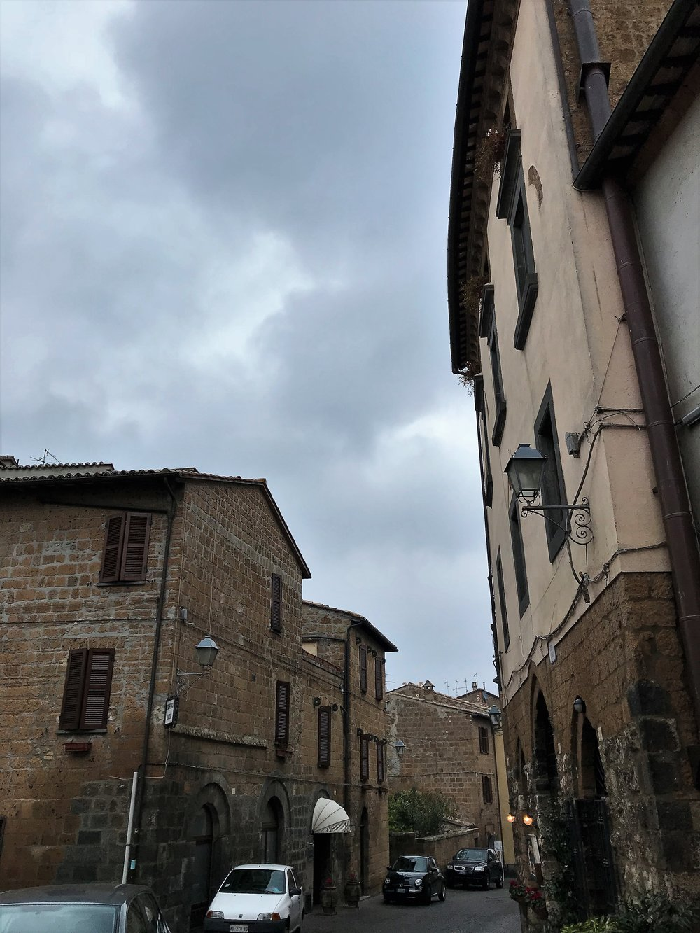 street in Orvieto