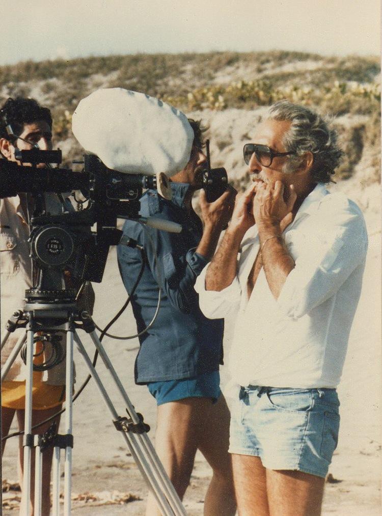 Francisco Araiz  filming.jpg