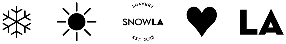 SnowLA Shavery— We make snow from scratch.