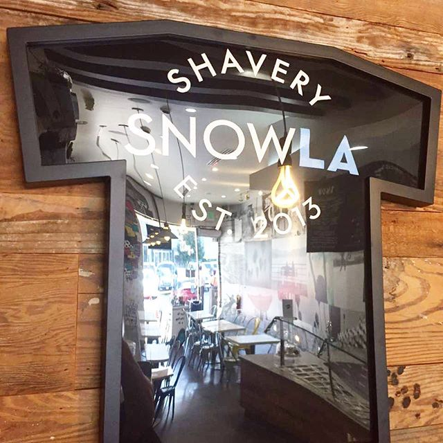 Now selling SnowLA shirts! Come and get yours 😎 #snowla #snowlashavery