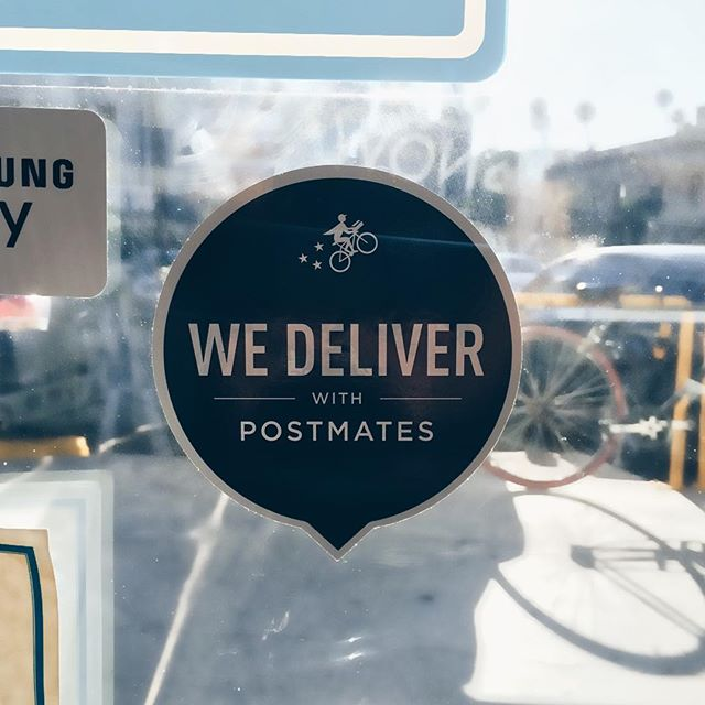 Your life just got easier! Download @postmates on your device📱to get snow, popsicles or milk teas at your door! 🚪🍨😊✨
