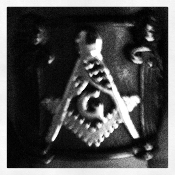 #masonic ring #freemasonry
