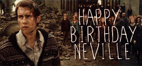 Happy Birthday Neville!