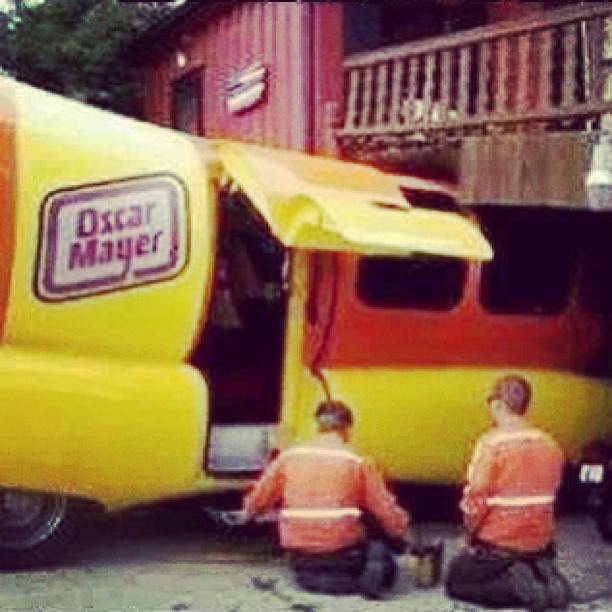 """Well Bob I never though I'd say this… But I don't think your #wiener is going to fit"" #funny"