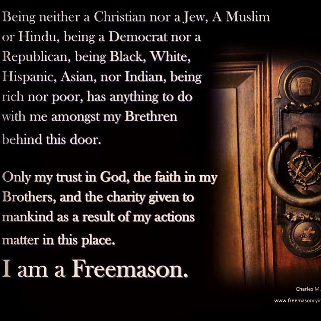 #freemason #masonry #quote #FurtherLight