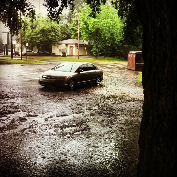 Meh!  #Rain