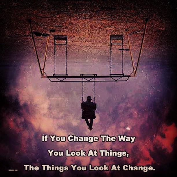 #Change on occasion is good.