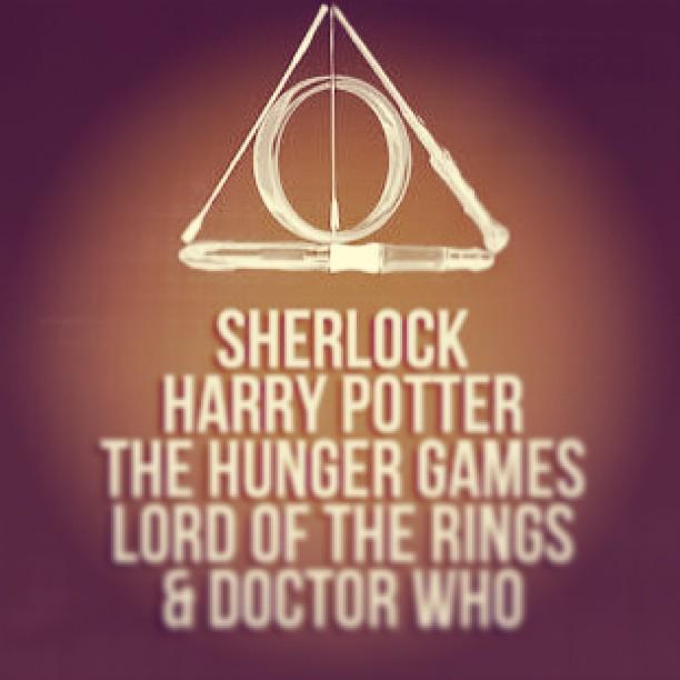 #harrypotter #lordoftherings #LOTR #Hungergames #doctorwho #sherlock