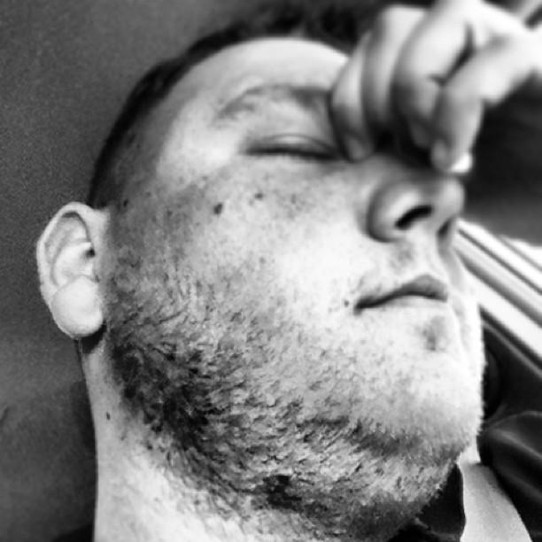 #Exhausted #NoahAWatersIII