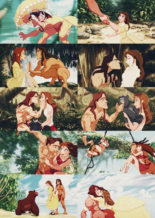 theguywholovesdisney: Tarzan!