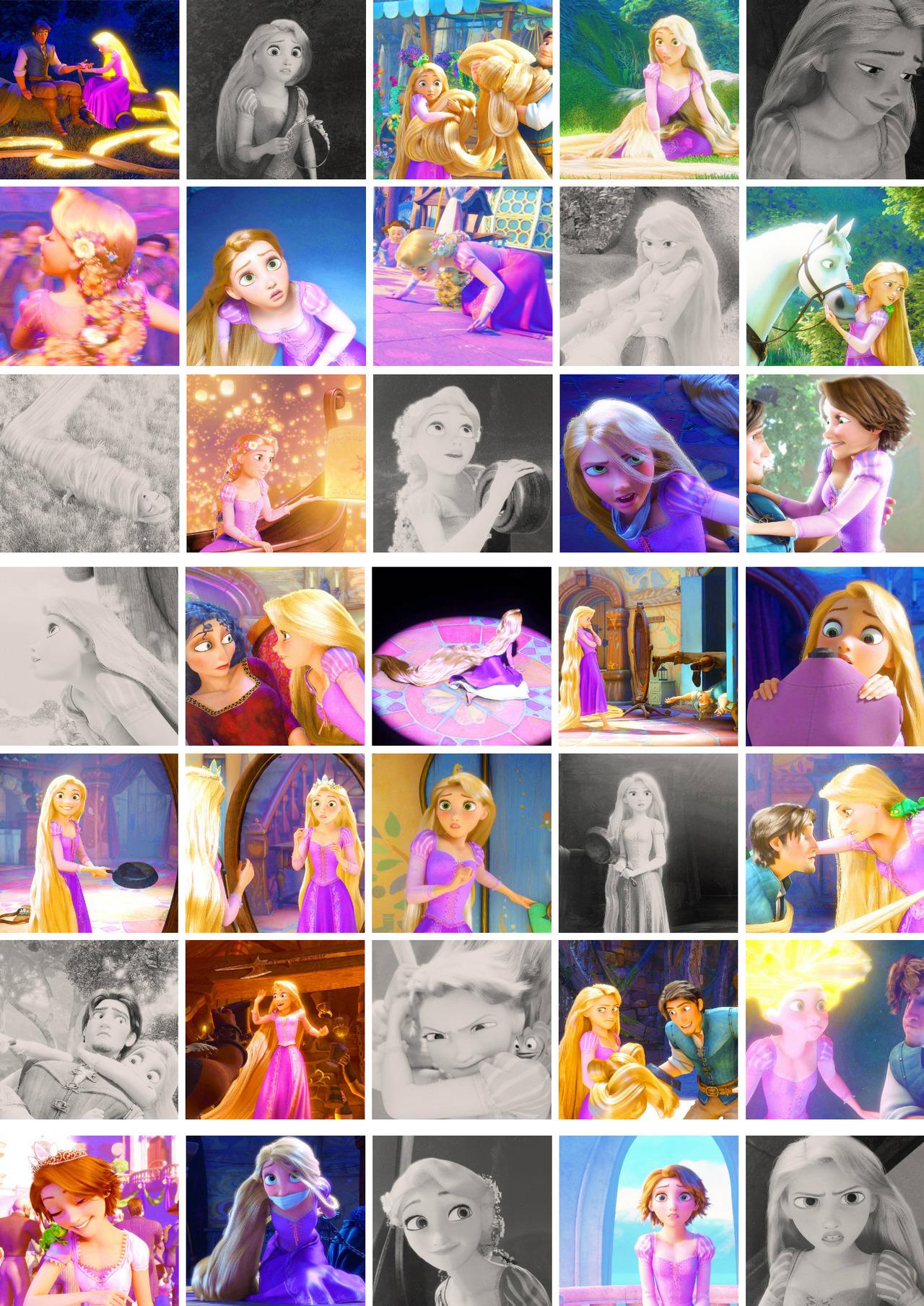 Rapunzel appreciation post