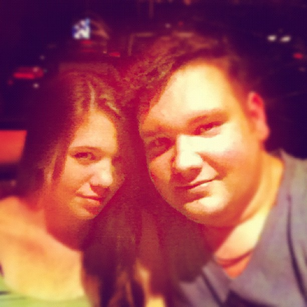 Anna and I. (Taken with Instagram)