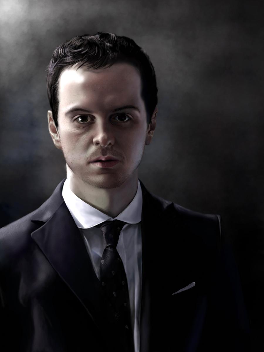 essmaaa: Andrew Scott - Jim Moriarty Sherlock BBC