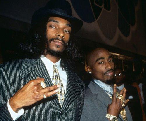 Snoop and Tu Pac