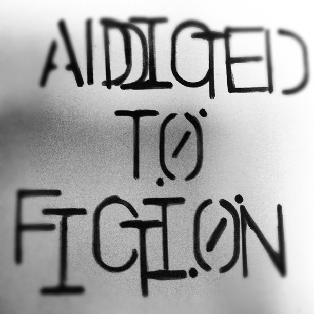 Addicted to Fiction (Taken with Instagram)