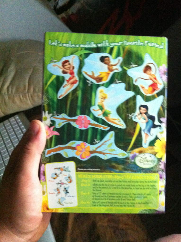 theguywholovesdisney: Look what my sister bought me 1