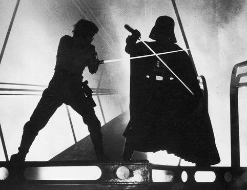 fuckyeahlucasfilm: Duel on Bespin.