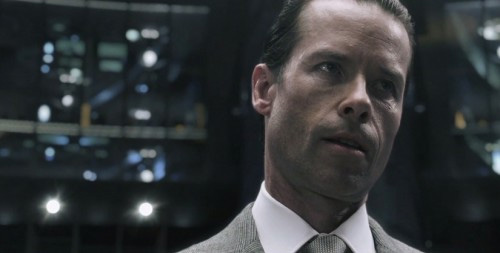 totalfilm :       Guy Pearce in line for Iron Man 3      Iron Man 3  looks to be shaping up very nicely indeed. Not only has Ben Kingsley signed on to play one of the film's villains, but  Variety  is now reporting that  Guy Pearce is set to join the cast as a key character…