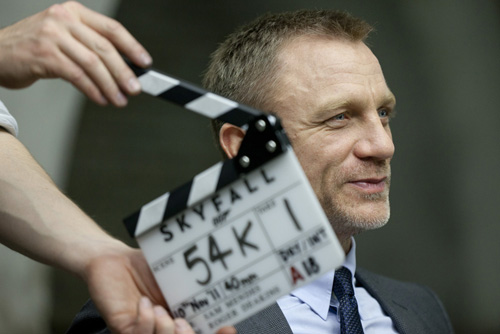 totalfilm: Daniel Craig talks Skyfall: On-set report