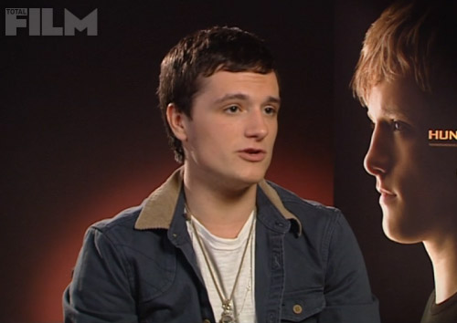 totalfilm: Josh Hutcherson talks The Hunger Games: Video Interview The Hunger Games' baying fans now only have a single day to wait until it is released in cinemas, but to keep you going, we've got exclusive interviews with Josh Hutcherson and Jennifer Lawrence…