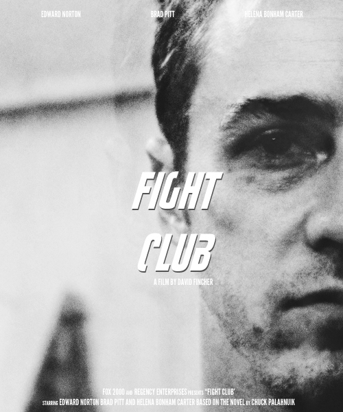 Ed Norton  Fight Club