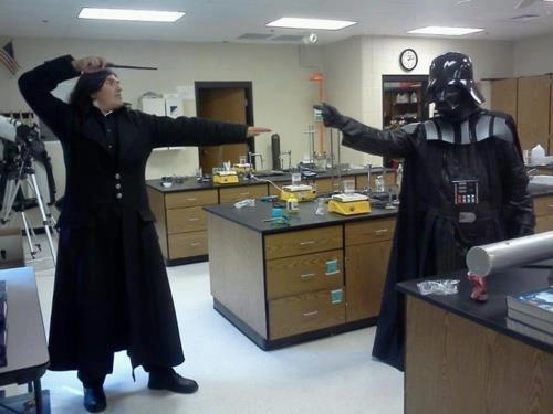 Who would win Snape or Vader ?