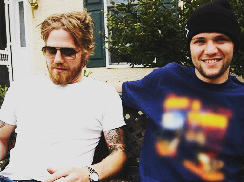 """I've accomplished everything I wanted out of life, like way beyond my wildest dreams. Anything from here on is just icing. Seriously, if you find out that I died tomorrow, I'm fine. Don't be sad for me, because I'm not sad. I died with a smile on my face."" -Ryan Dunn you're missed so much"