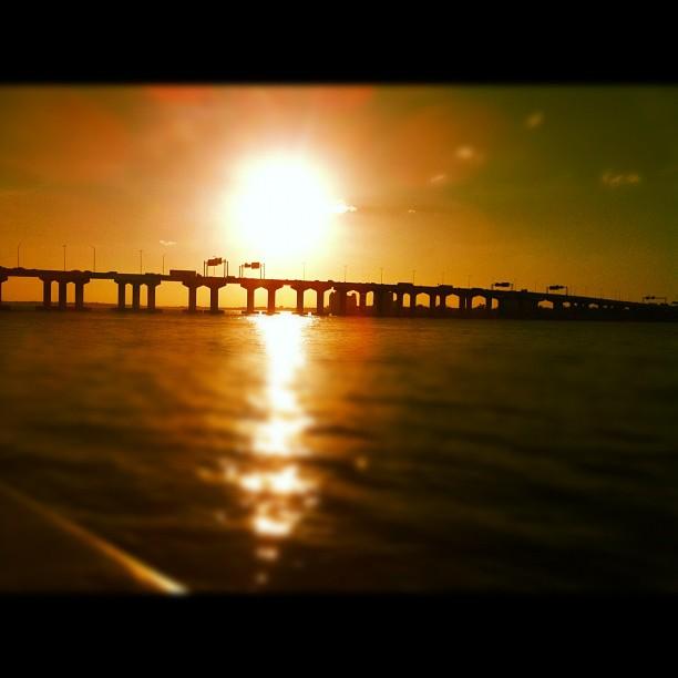 Jacksonville sunset 2 (Taken with instagram)