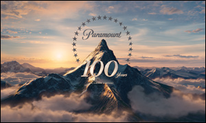 """Paramount Pictures has unveiled its new logo to commemorate the studio's 100th anniversary. The logo will first appear in front of """"Mission: Impossible - Ghost Protocol,"""" which opens in iMax theaters on Dec. 16. The new logo will be attached to Par pics throughout 2012. In 2013, the 100th anniversary portion will be removed with the rest of the new logo remaining attached to future Paramount films"""