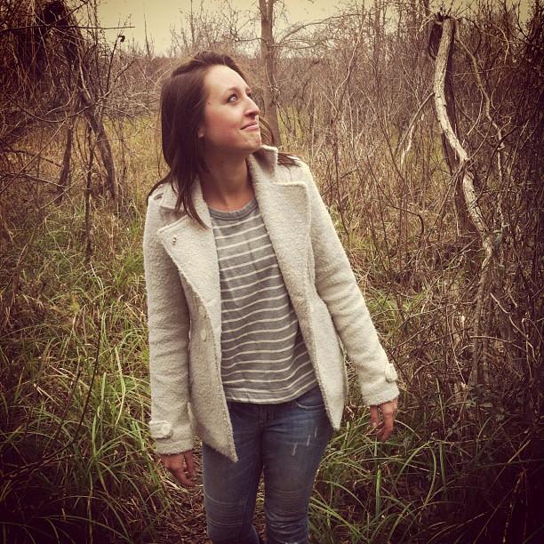 Rachel ponders (Taken with instagram)