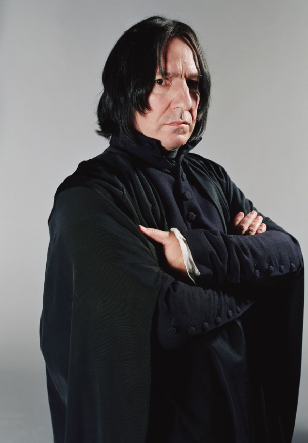 totalfilm: Deathly Hallows: Part 2 Snape featurette online There is something about Alan Rickman as Professor Severus Snape that makes us grateful we never had to study potions at school…