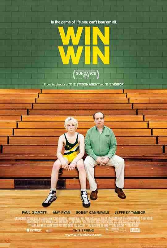 cinemastatic: Currently Watching… Win Win