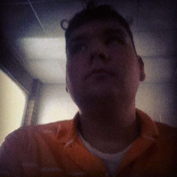 In math class (Taken with instagram)