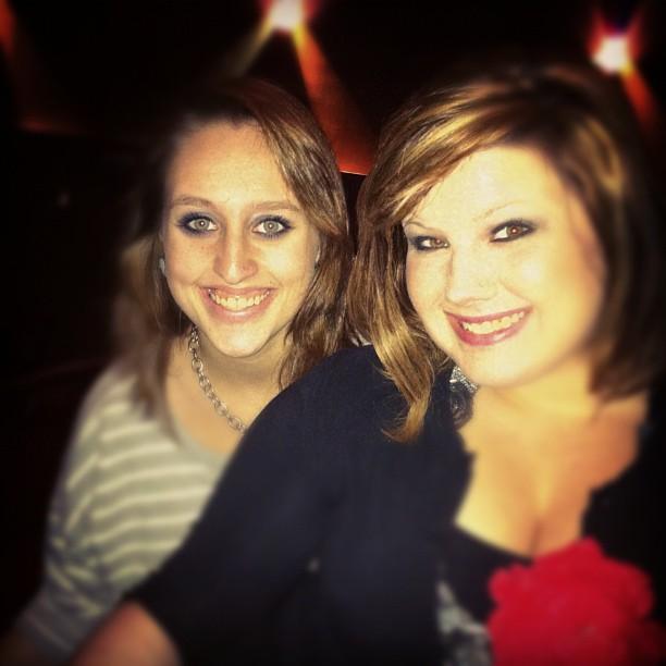 Rachel and Bree B (Taken with instagram)