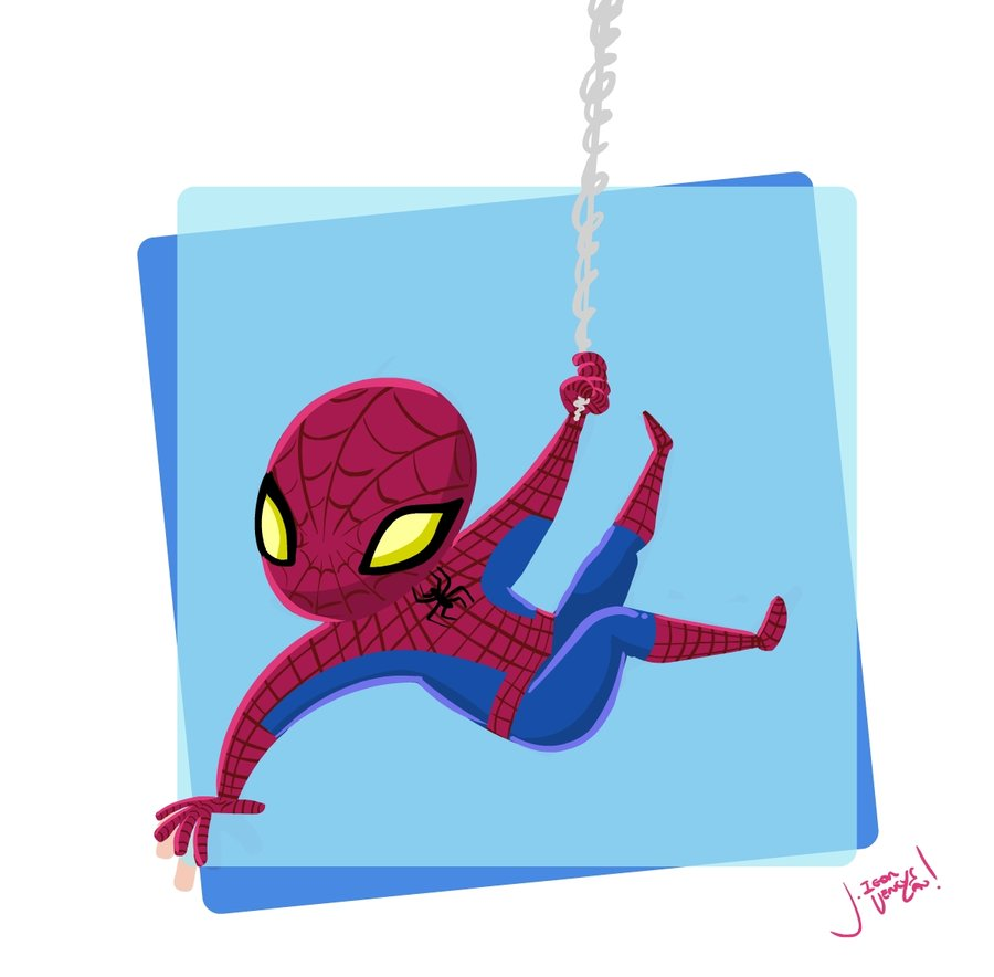 herochan: Spider-Man Chibi - byVencys Lao Blog || deviantART