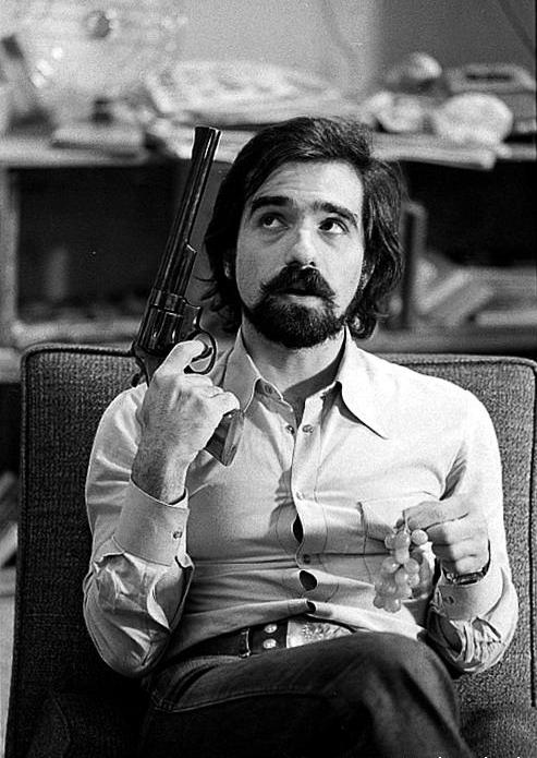 posting my favourite picture of martin scorsese in honour of his birthday today. happy birthday, marty, you are one of the most brilliant, beautiful, talented & badass people i know of. i love you.