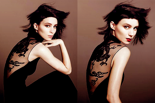 cinemastatic: Fun fact: Rooney Mara's birth name is actually Patricia