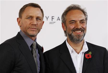 I've always been a huge fan of Bond movies as a child and of course every schoolboy grows up with them. In a sense they're part of my life. This is an enormous challenge and one I'm extremely pleased I've taken – thus far. Sam Mendes, director of the next James Bond film, Skyfall