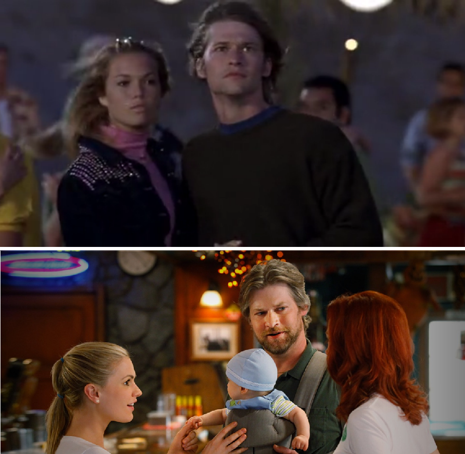 ispyafamousface: Before Todd Lowe played Terry Bellefleur on True Blood or Lane's husband and bandmate, Zach Van Gerbig, on Gilmore Girls, he was Mandy Moore's Date, Eric in The Princess Diaries.  Good find, skylie-wilde! Follow us on Twitter @ISpyAFamousFace!