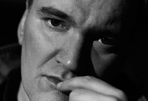 raychuhl :      Quentin Tarantino photographed by Brigitte Lacombe