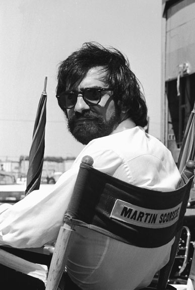 raychuhl :      The man, the myth, the legend, Mr. Martin Marcantonio Luciano Scorsese (what a name!)