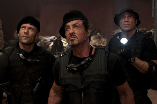 totalfilm: The Expendables 2 to shoot in China? The follow-up to the most testosterone-pumped movie in action history, The Expendables, could be heading to China. Variety reports that Nu-Age and Millennium are in talks with a Chinese distributor to co-produce The Expendables 2. If the deal goes through, The Expendables team will head to China, at least for some scenes. It all depends on a certain Chinese action star signing on though…