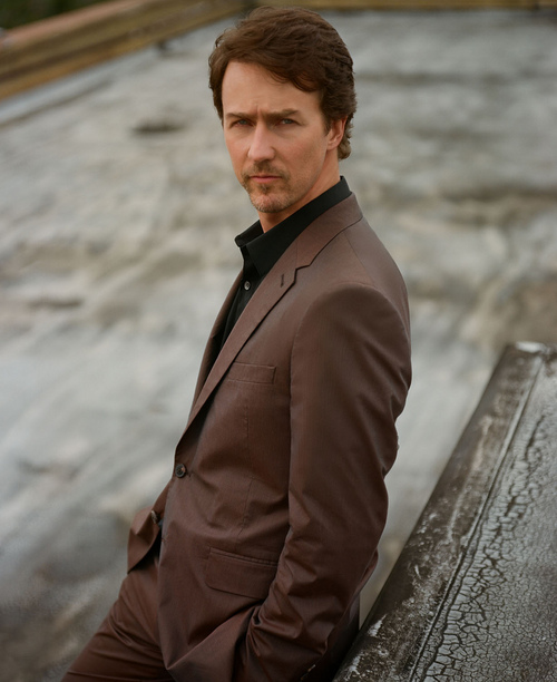 Happy 42nd Birthday Edward Norton!