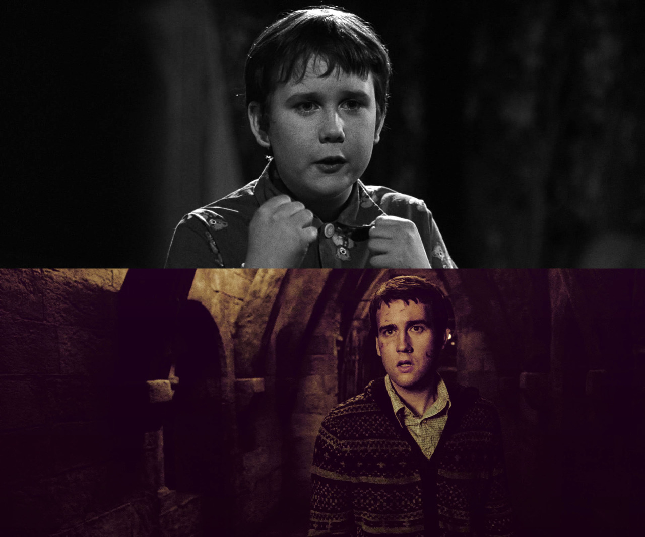 Now and Then -Neville Longbottom