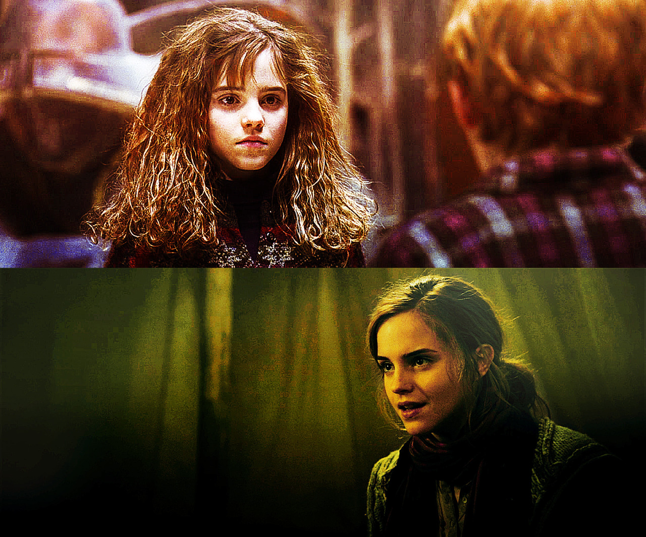 Now and Then - Hermione Granger