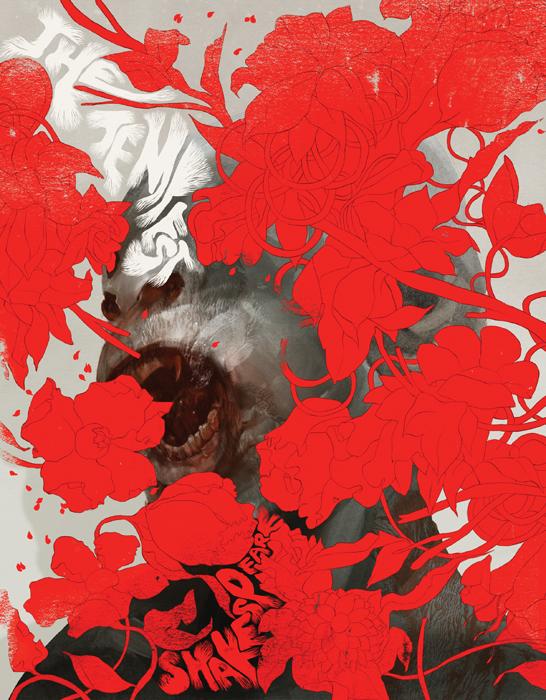 """ssdmmfr: Artist: Sam Weber """"The Tempest"""""""