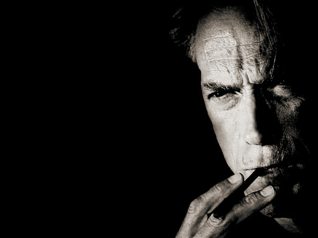 """I love every aspect of the creation of motion pictures and I guess I am committed to it for life.""     - Clint Eastwood"