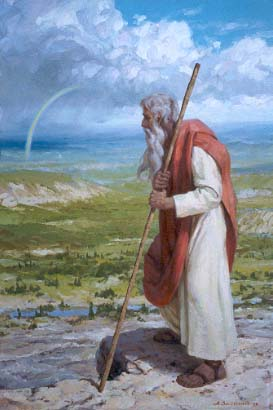Even Moses is denied entrance into the Promised Land.